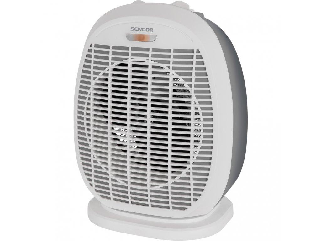 SFH 7017WH Tepl. ventilátor SENCOR 1