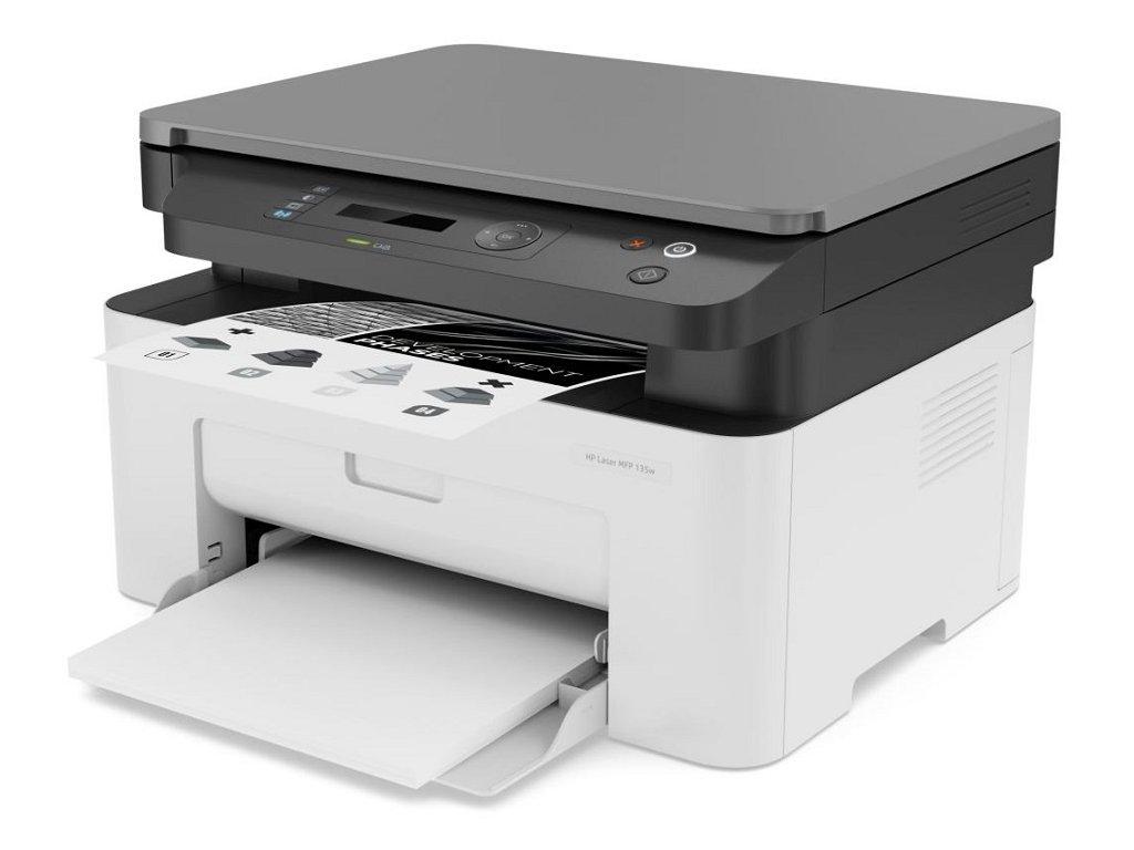 HP LaserJet 135A