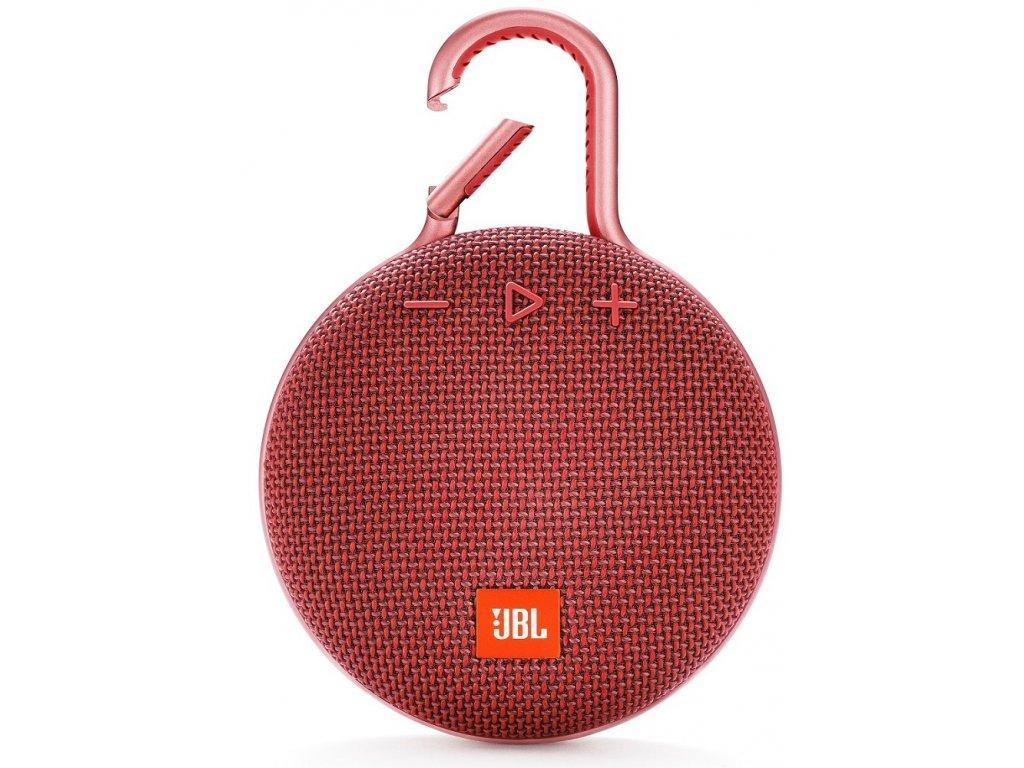 JBL CLIP 3 RED 1