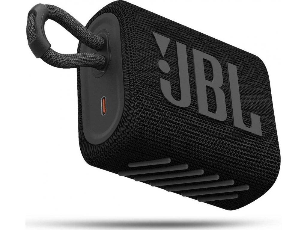 JBL GO3 BLACK 1