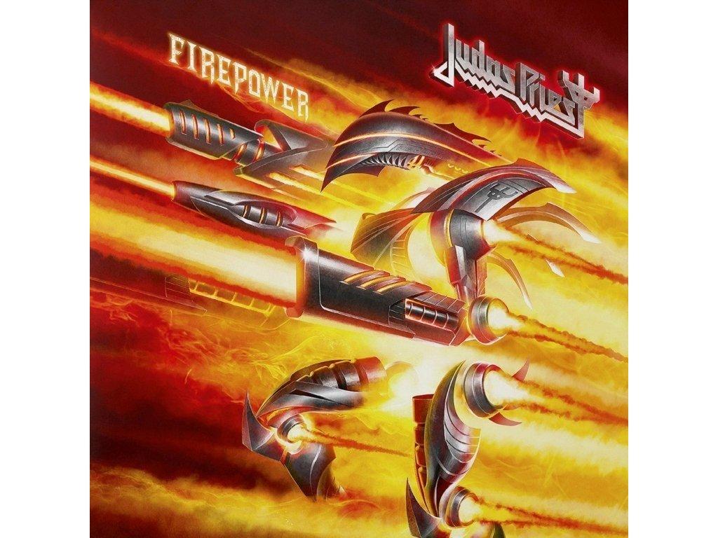Judas Priest Firepower HQ LP