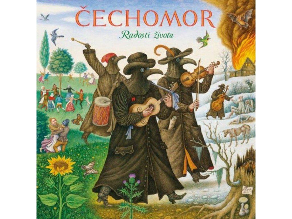 cd cechomor1