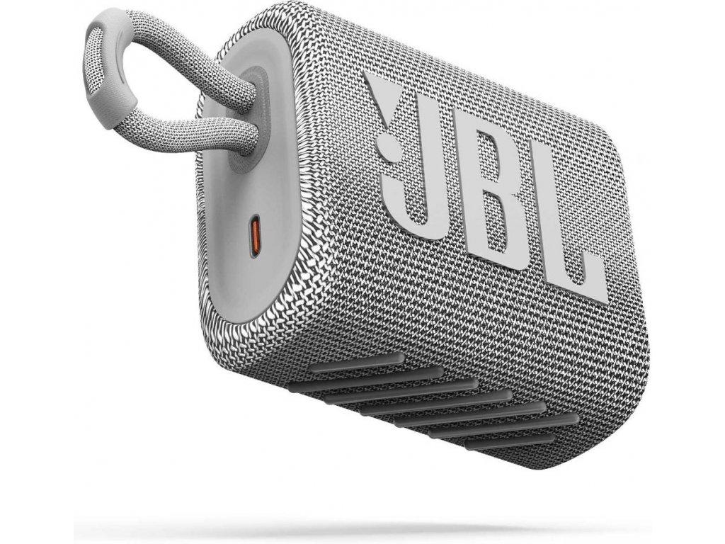 JBL GO3 WHITE 1