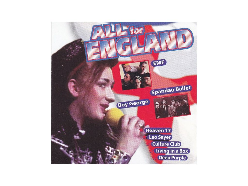 All For England 1