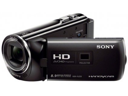 SONY Handycam HDR PJ220E 1