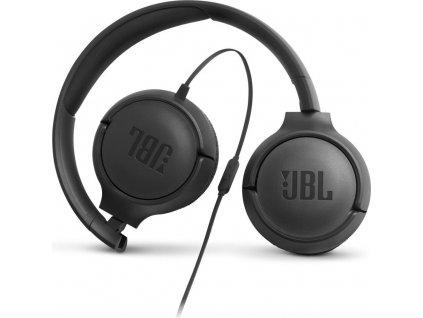 JBL Tune 500 Black 1