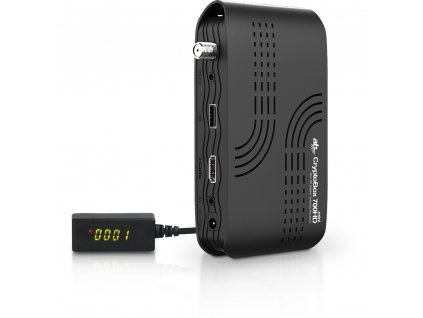 AB CRYPTOBOX 700HD mini Satelitný prijímač