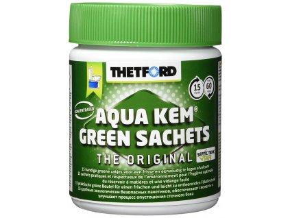 Thetford 30533AJ Toilet Chemicals Aqua Kem Green Sachets 15 bags B06XGGBQHZ