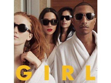 LP Williams Pharrell Girl
