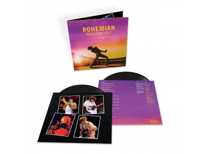 LP Queen Bohemian Rhapsody