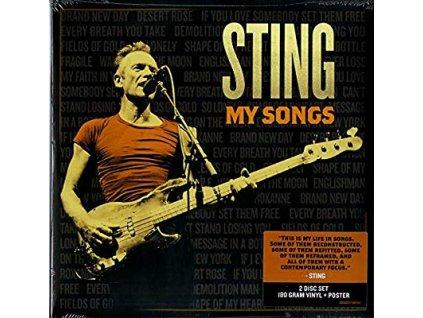 LP Sting MySongs