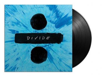LP Sheeran Ed Divide
