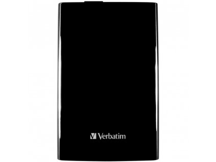 Verbatim 2TB HDD USB 3.0 StorenGo black