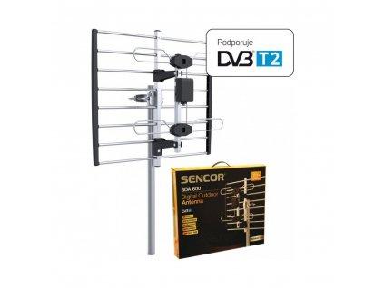 Sencor SDA 600 anténa vonkajšia 1