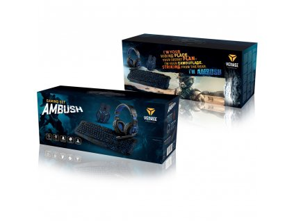 Yenkee AMBUSH GAMING SET CS