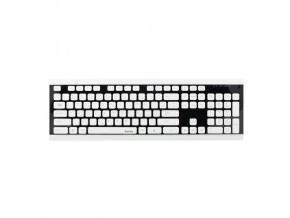 Hama klávesnica Covo, vode odolná, káblová, čierna 1
