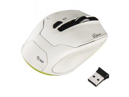 Hama Milano optická bezdrôtová myš, biela 1