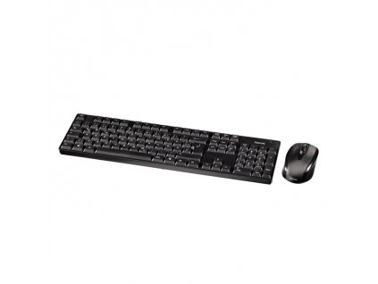 Hama set bezdrôtovej klávesnice s optickou bezdrôtovou myšou RF 2200 1
