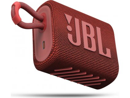 JBL GO3 RED 1