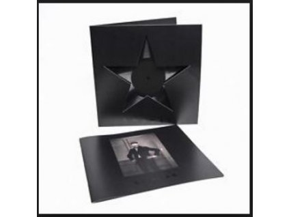 Bowie David Blackstar LP