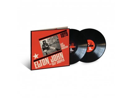 John Elton Live from Moscow lp