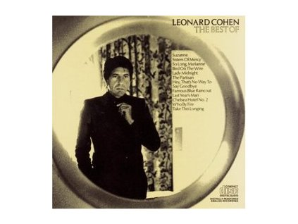 Cohen Leonard Greatest hits LP