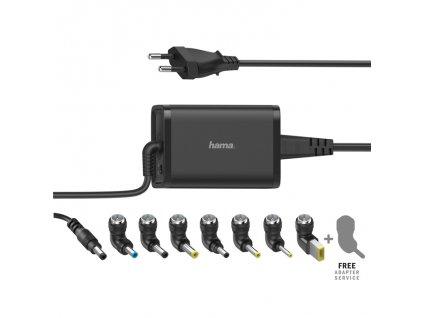 Hama univerzálny napájací adaptér pre notebook 65W 1
