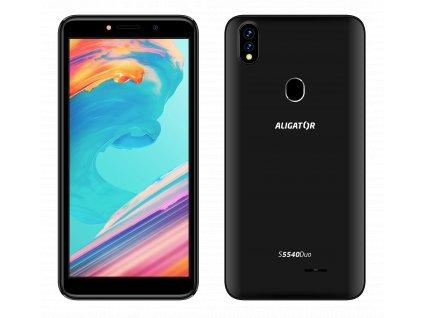 Aligator S5540 Duo 32GB Black 2