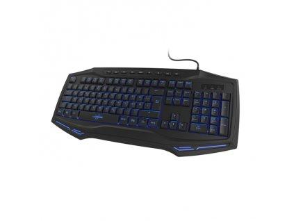 uRage gamingová klávesnica Exodus 300 Illuminated 1