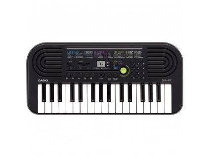 Casio SA 47 detské klávesy