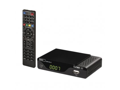 EMOS EM190 S HD HEVC H265 (DVB T2) 2