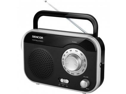 Sencor SRD 210 BS rádioprijímač