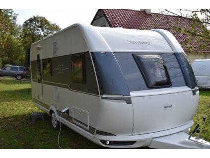 Hobby 490 KMF De luxe