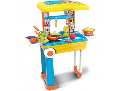Buddy Toys BGP 3015 Kufor Deluxe kuchynka 1