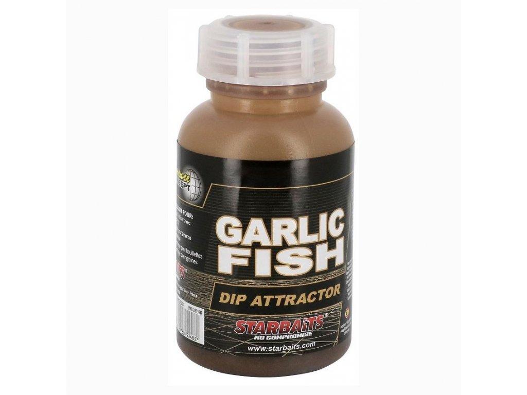 10382 starbaits dip garlic fish 200ml