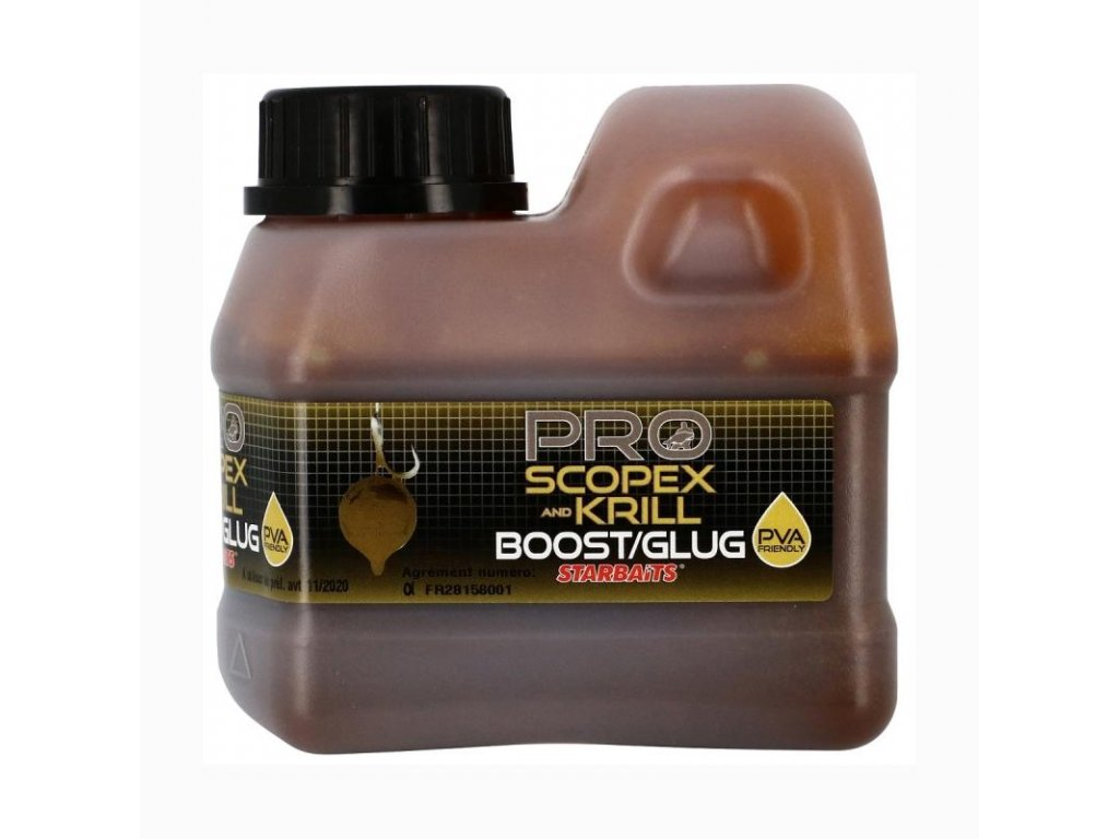 Starbaits Booster Scopex Krill 500ml