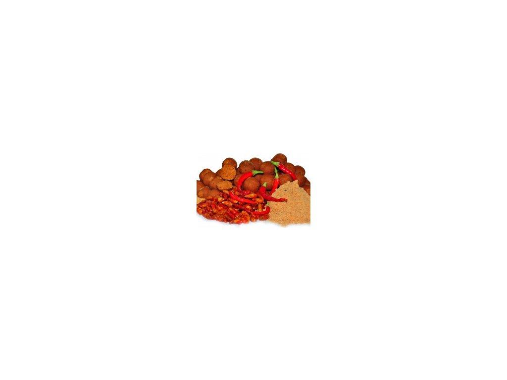 Hotové boilies Devill Krill 1kg