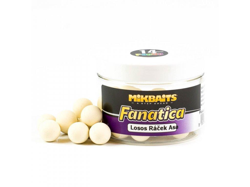 Mikbaits Fanatica pop-up boilies 150ml