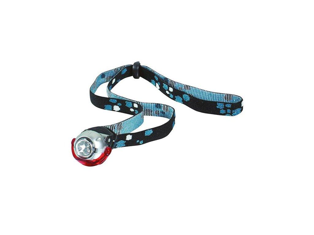 Čelovka 3 LED + clip