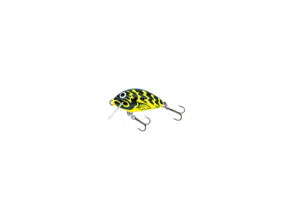 Wobler Salmo TINY-YT (Velikost 3cm F)