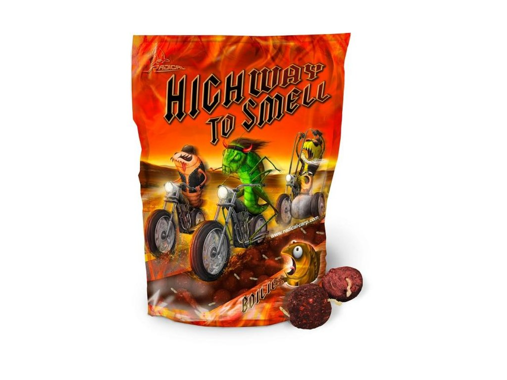 Radical Highway To Smell Boilies 1kg