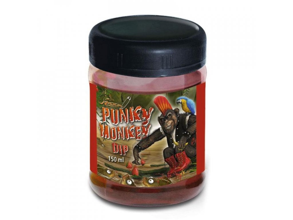 16676 punky monkey dip 150ml