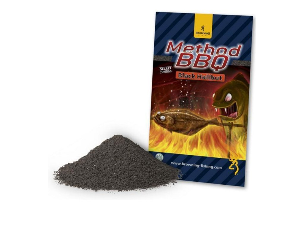 Method BBQ Black Halibut