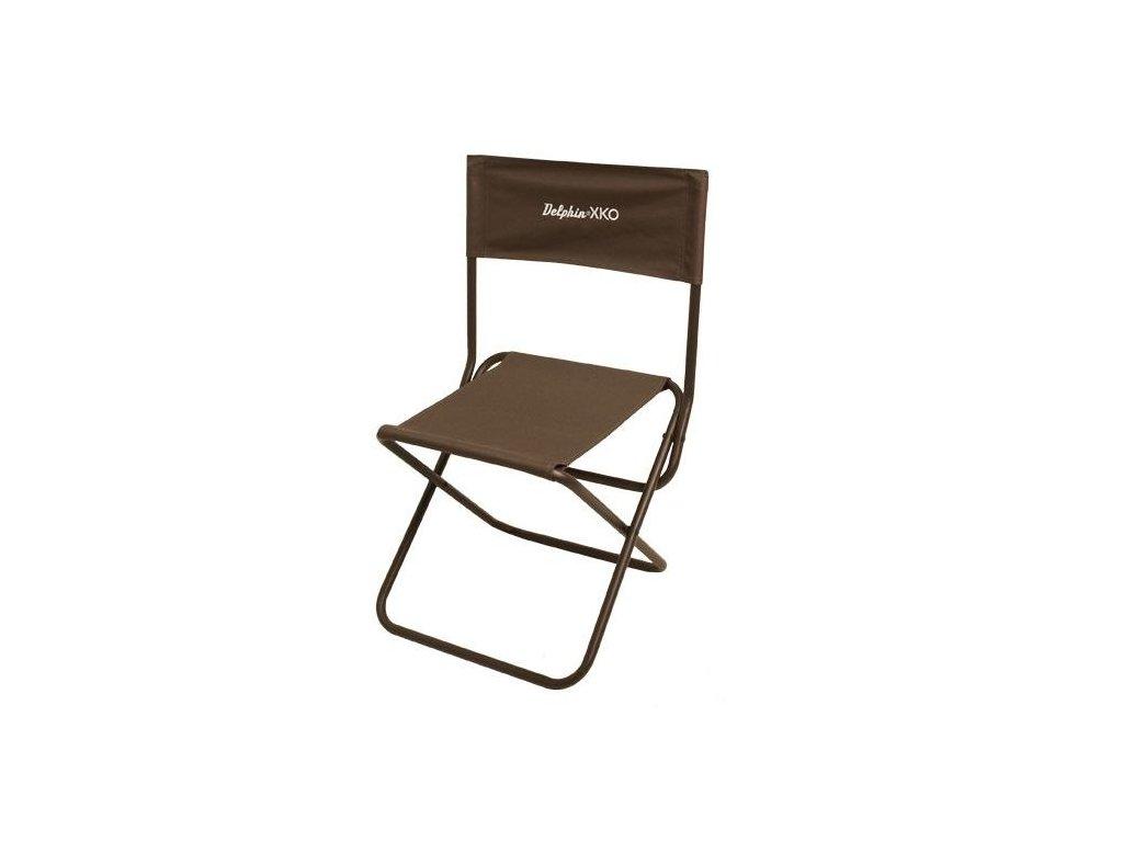 Rybářská židlička XKO s opěrkou