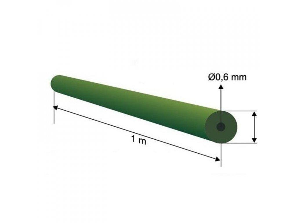 17570 extra carp tungsten tube 1m