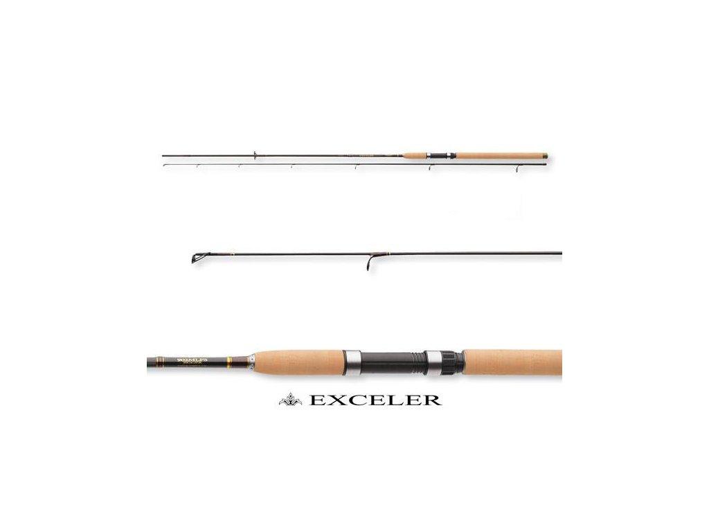 Daiwa Exceler 2,4m 15-50g