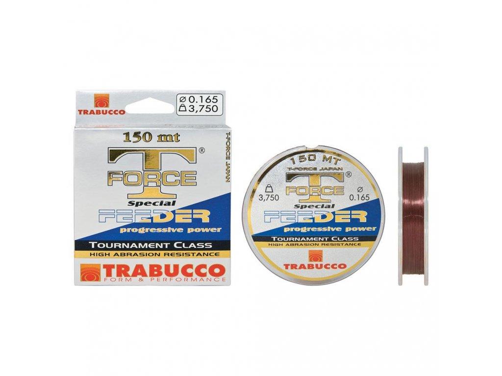 Vlasec na feeder Trabucco T-Force