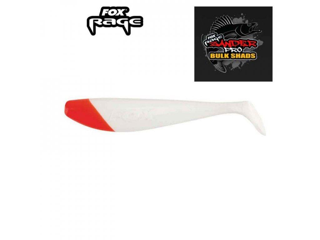 Fox Rage Zander Shad 7,5cm Red Head
