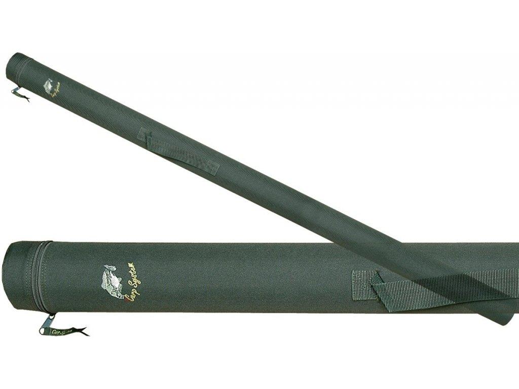 Tubus zelený  průměr 7cm (Délka 115cm)