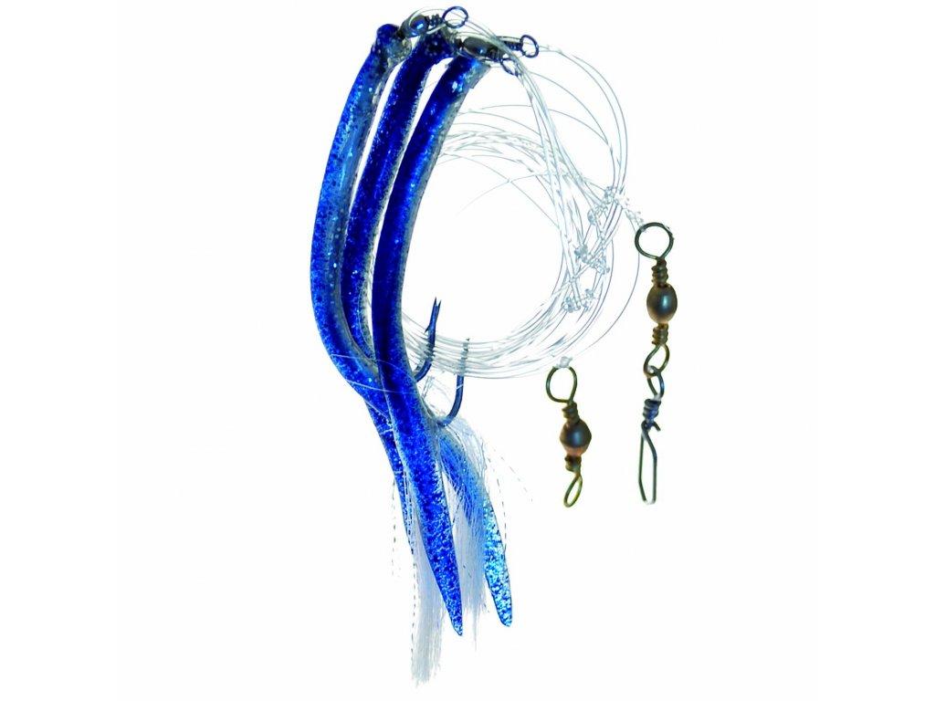 návazec moře trubičky modré